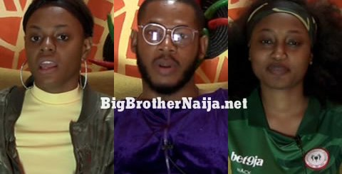 Big Brother Naija 2019 Week 5 Nominations