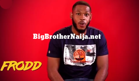 Chemeka Frodd Okoye Big Brother Naija 2019 Housemate