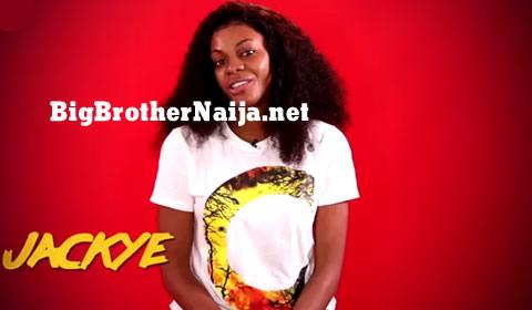 Jackye Big Brother Naija 2019 Housemate