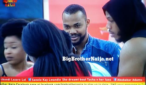 Joe enters the Big Brother Naija 2019 house on day 31