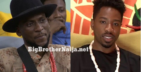 Omashola and Ike receive strikes