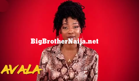 Saidat Avala Balogun Big Brother Naija 2019 Housemate
