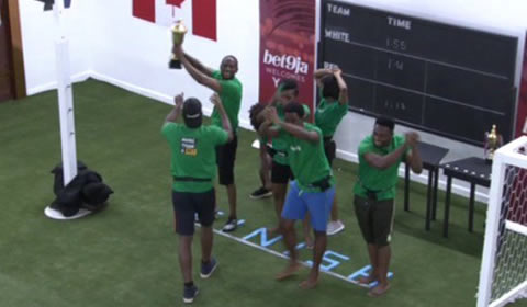 Big Brother Naija 2019 Week 1 Bet9ja Arena Games