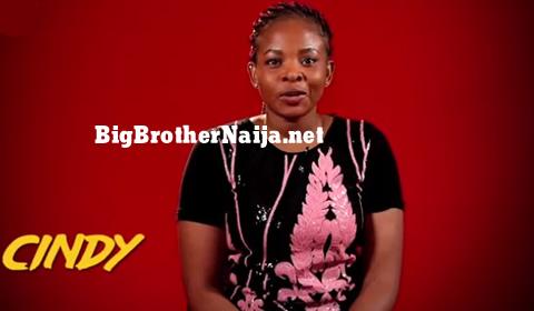 Cindy Okafor Big Brother Naija 2019 'Season 4' Housemate