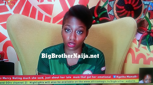 Khafi Kareem Evicted From Big Brother Naija 2019 on day 77 of the show