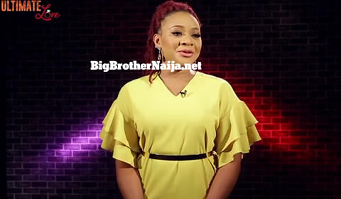 Cherry Osigwe - Ultimate Love Season 1 Housemate