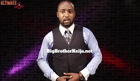 Ucheagwu Onyeka Kachi - Ultimate Love Season 1 Housemate