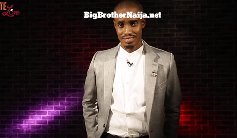 Louis Ejiofor - Ultimate Love Season 1 Housemate