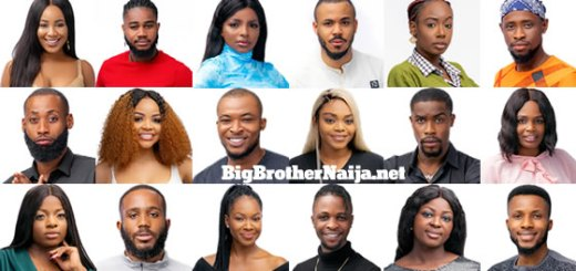 Big Brother Naija 2020 Week 2 Nominated Housemates
