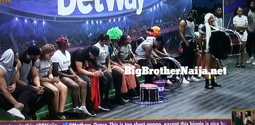 Big Brother Naija 2020 housemates lose their Week 2 Wager