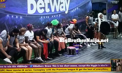 Big Brother Naija 2020 housemates lose their Week 2 Wager