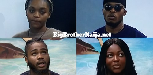 Big Brother Naija 2020 week 1 voting results