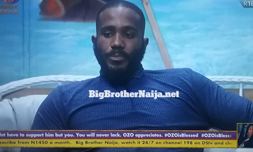 Terseer Kiddwaya Wins Head of House title for Big Brother Naija 2020 week 5
