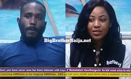 Big Brother Naija 2020 Housemates Kiddwaya and Eric punished for whispering