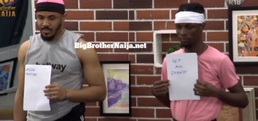 Big Brother Naija 2020 Season 5 Week 9 Nominations