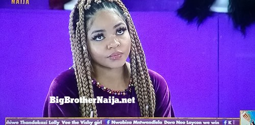 Nengi wins Big Brother Naija 2020 'Season 5' week 9 Head of House title on Day 57 of the show