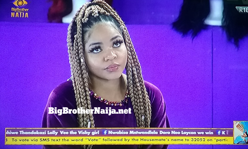 Nengi wins Big Brother Naija 2020 'Season 5' week 9 Head of House title on Day 57 of the show