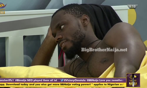 Prince and Dorathy's conversation on Big Brother Naija 2020 day 51