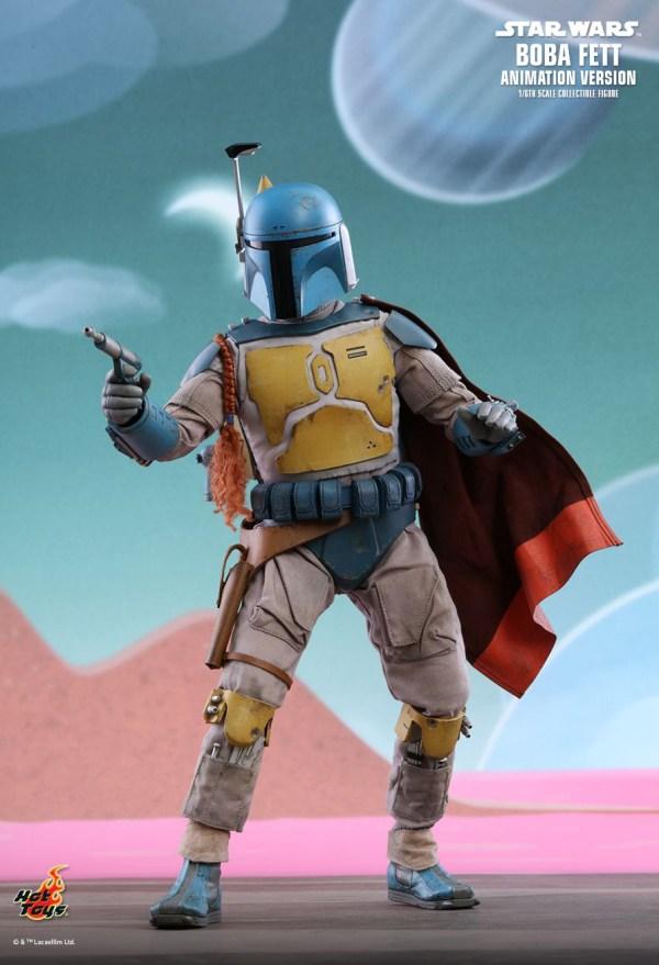 Star Wars Holiday Special Boba Fett
