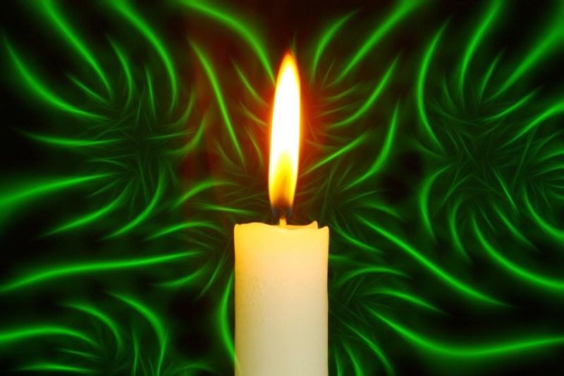 candle Spiritual Cleansing