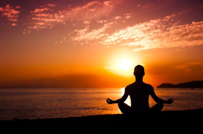 Meditating -Vedic Meditation Technique