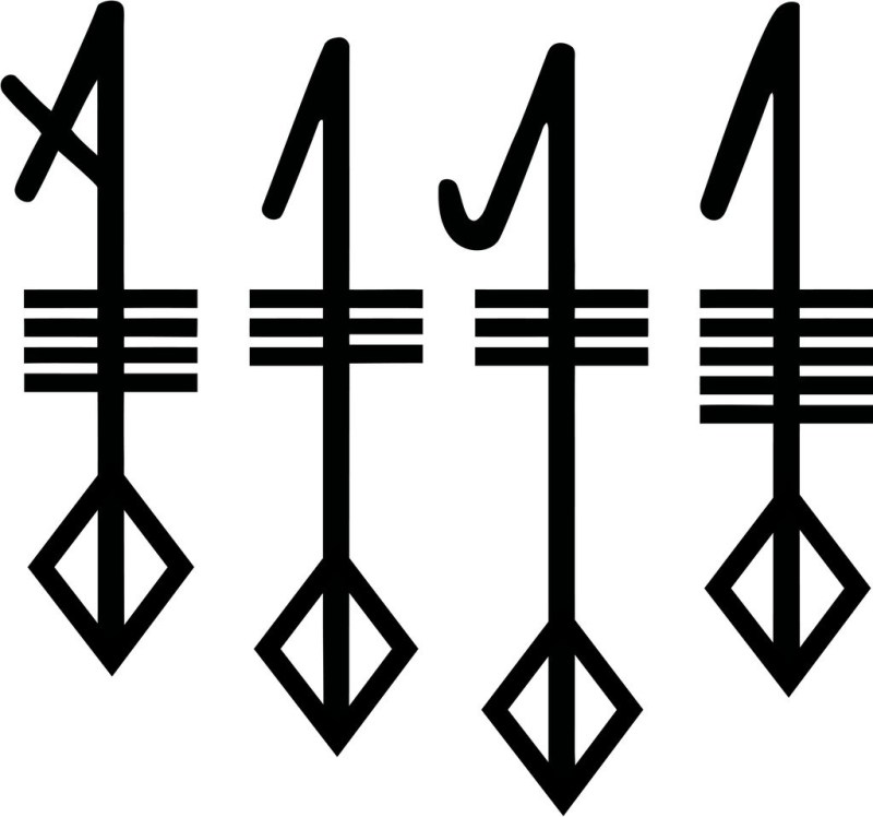 The Svefnthorn -viking symbols and meanings