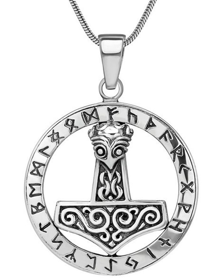 10 Viking Symbols Based On Norse Mythology Big Chi Theory