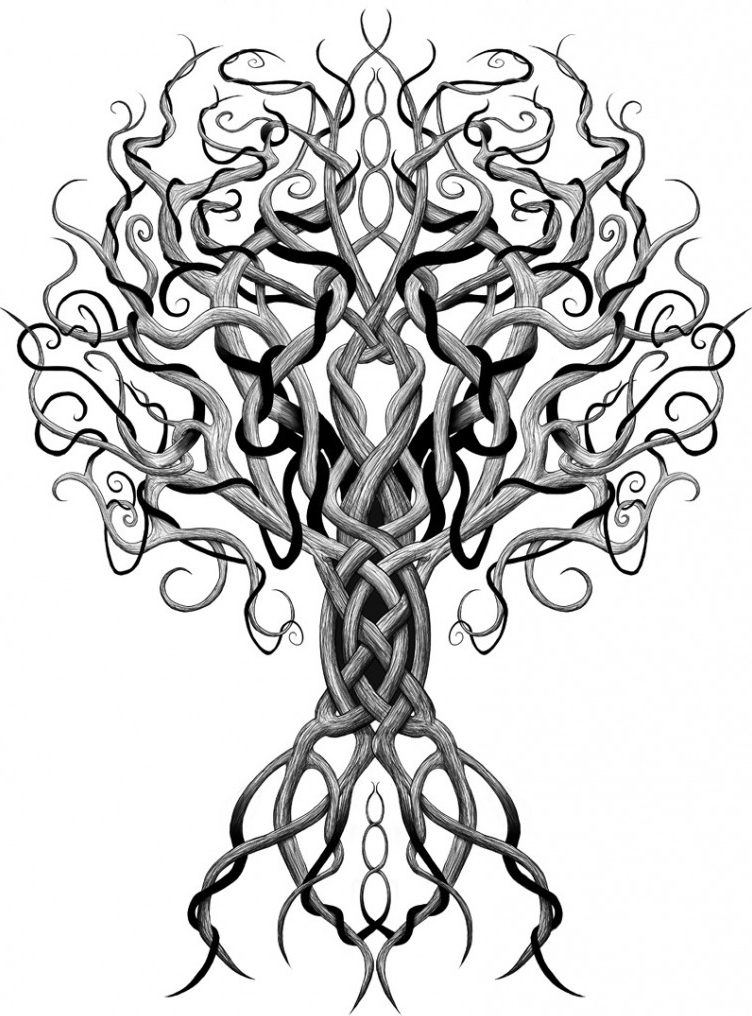 Yggdrasil - viking symbols and meanings