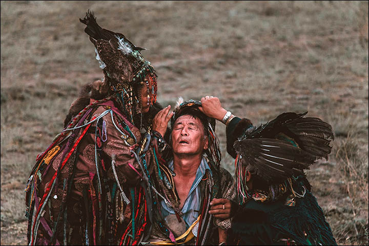 How To Become A Shaman?