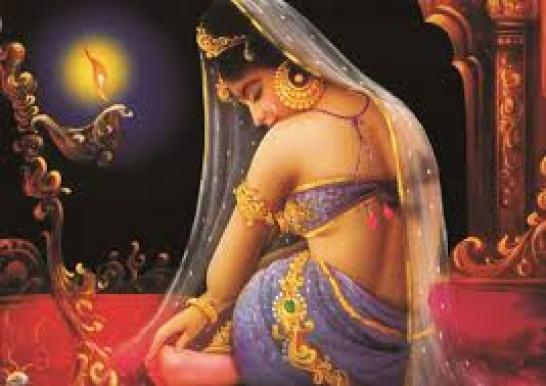 Image result for apsara angel urvasi image