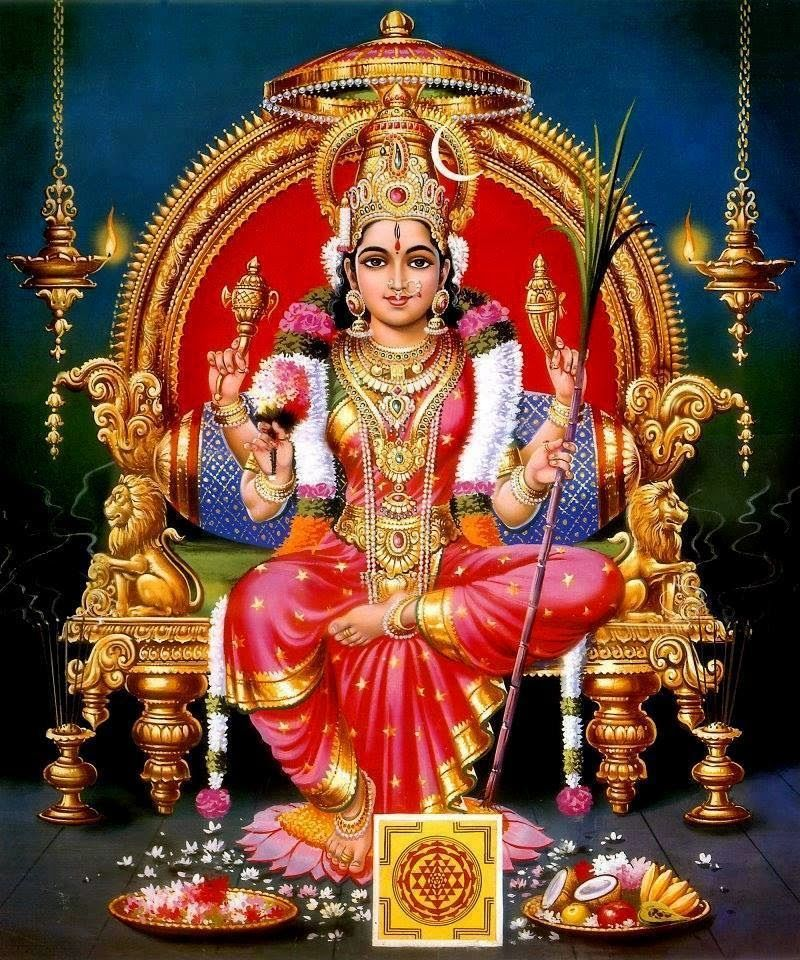 lalitha sahasranamam meaning & lyrics
