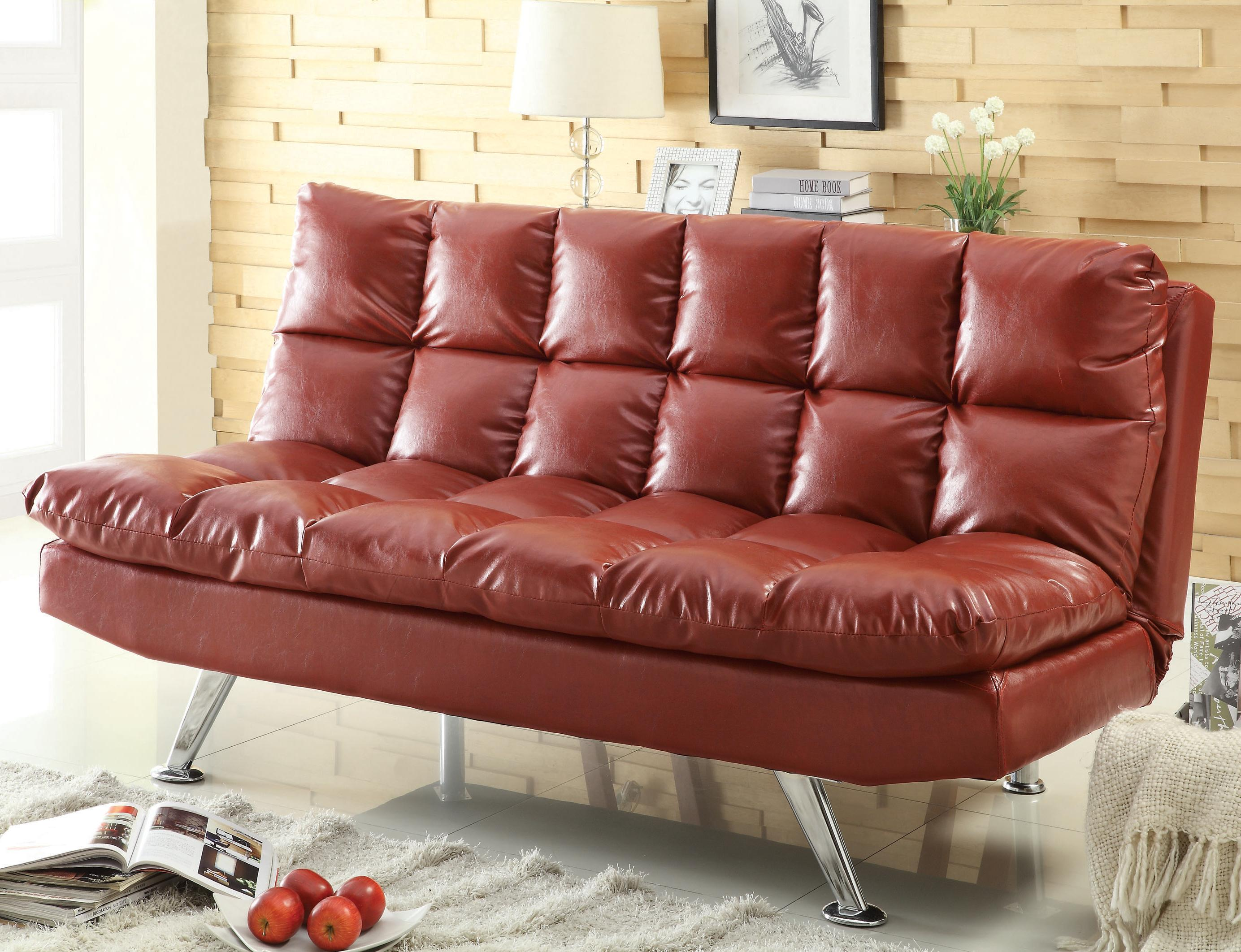 steelcase sofa bed shabby chic ideas red vinyl overstuffed fpvr100 bizchair