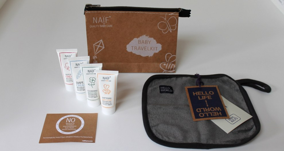 Travelkit Naif klein