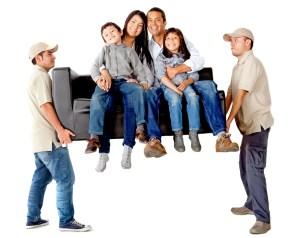 moving furniture safely
