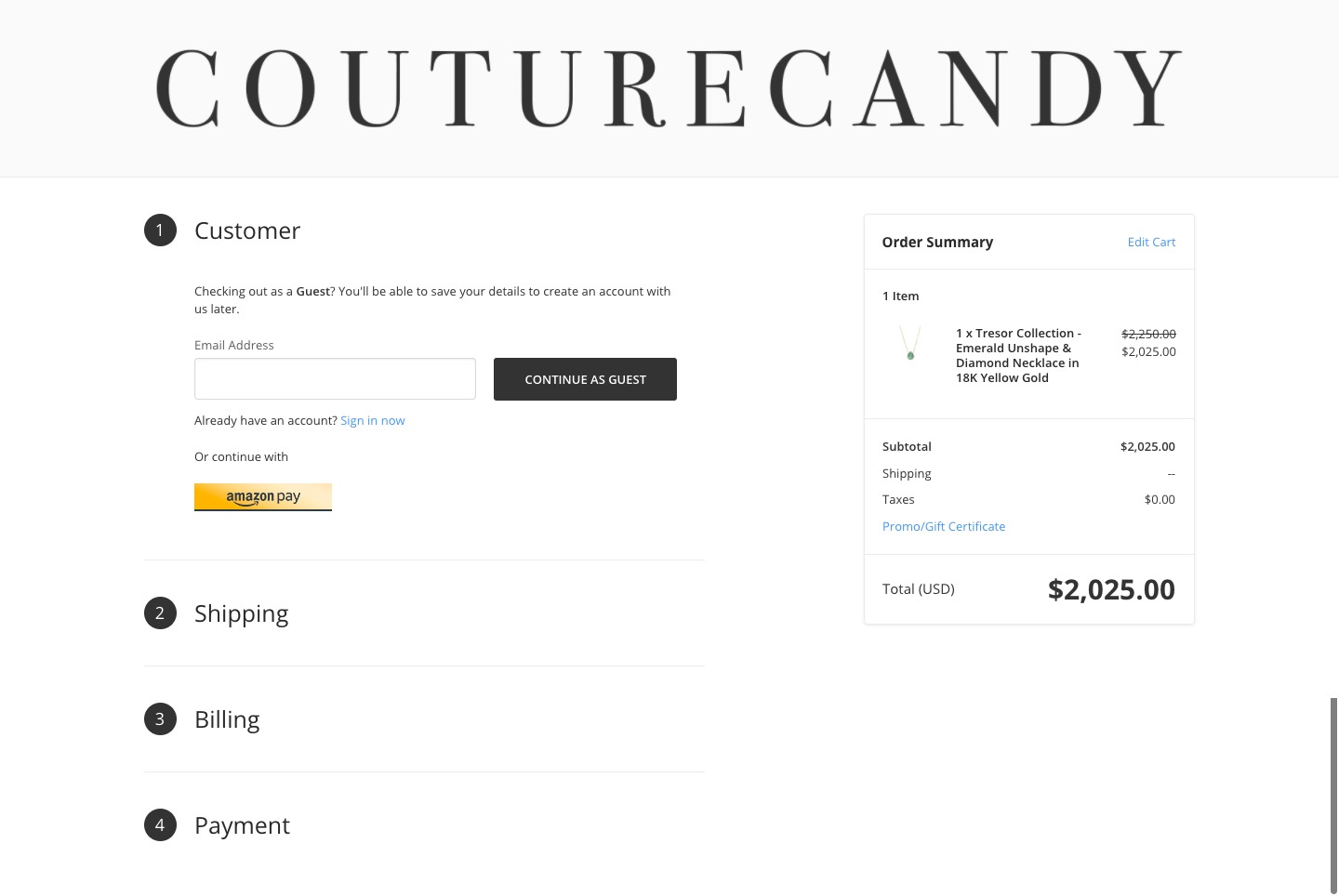 6 Ecommerce Checkout Page Optimizations For Higher Conversion