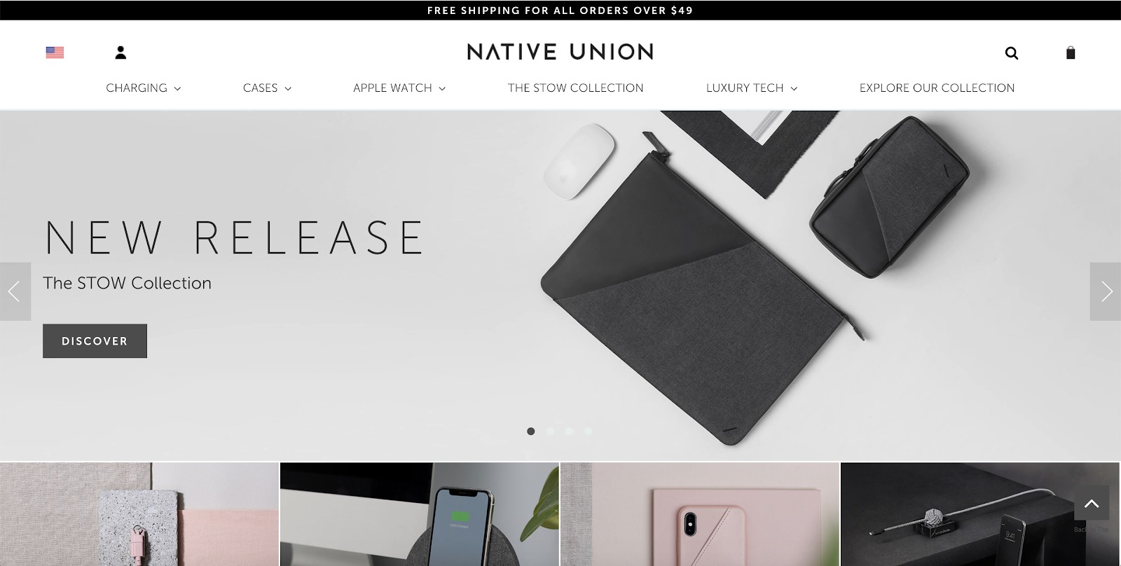 native union store example