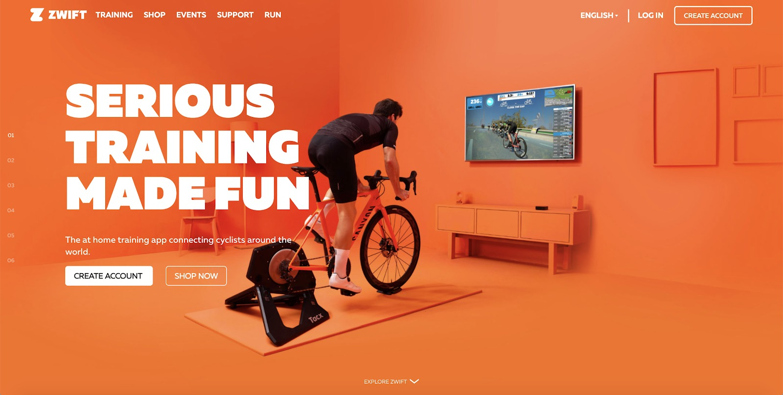 zwift store example