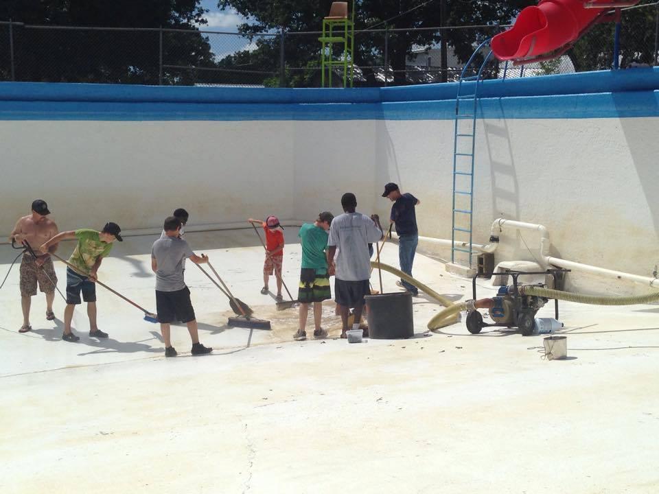 ranger pool clean up_1435188582002.jpg