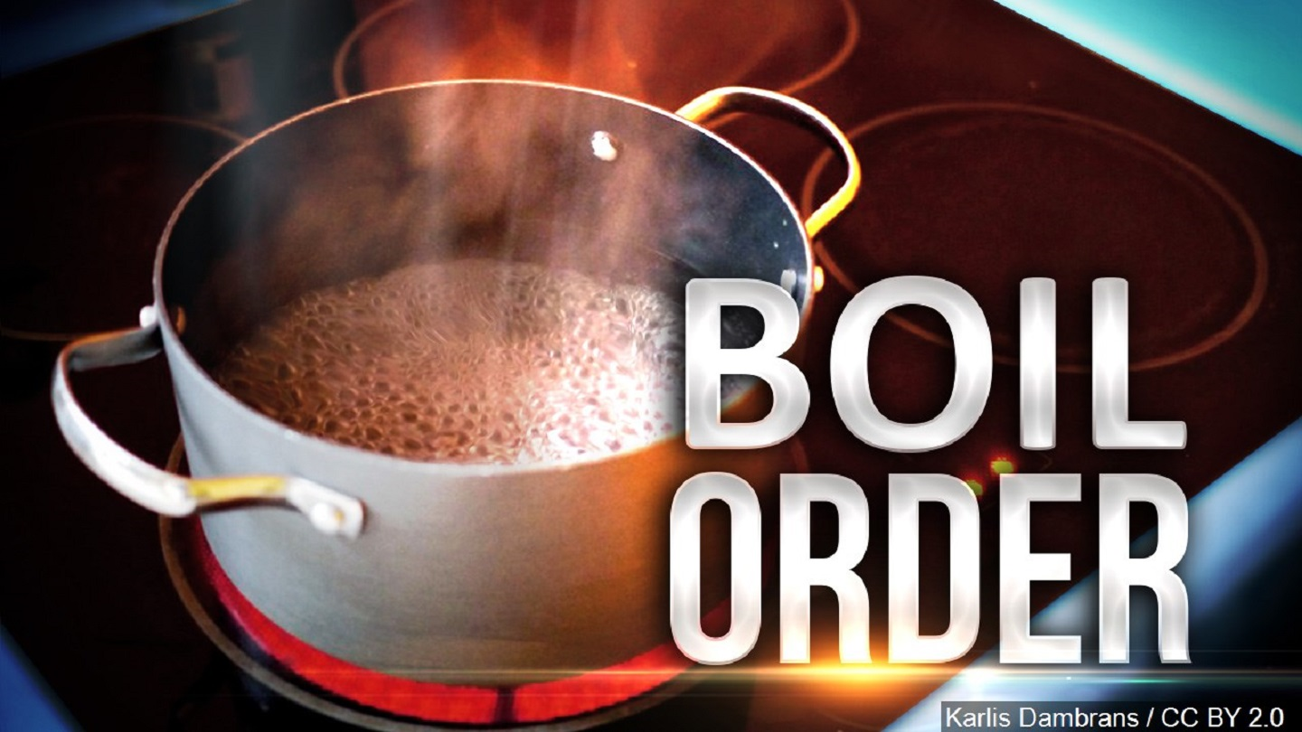 City of Clyde under boil water notice, schools ask for children to