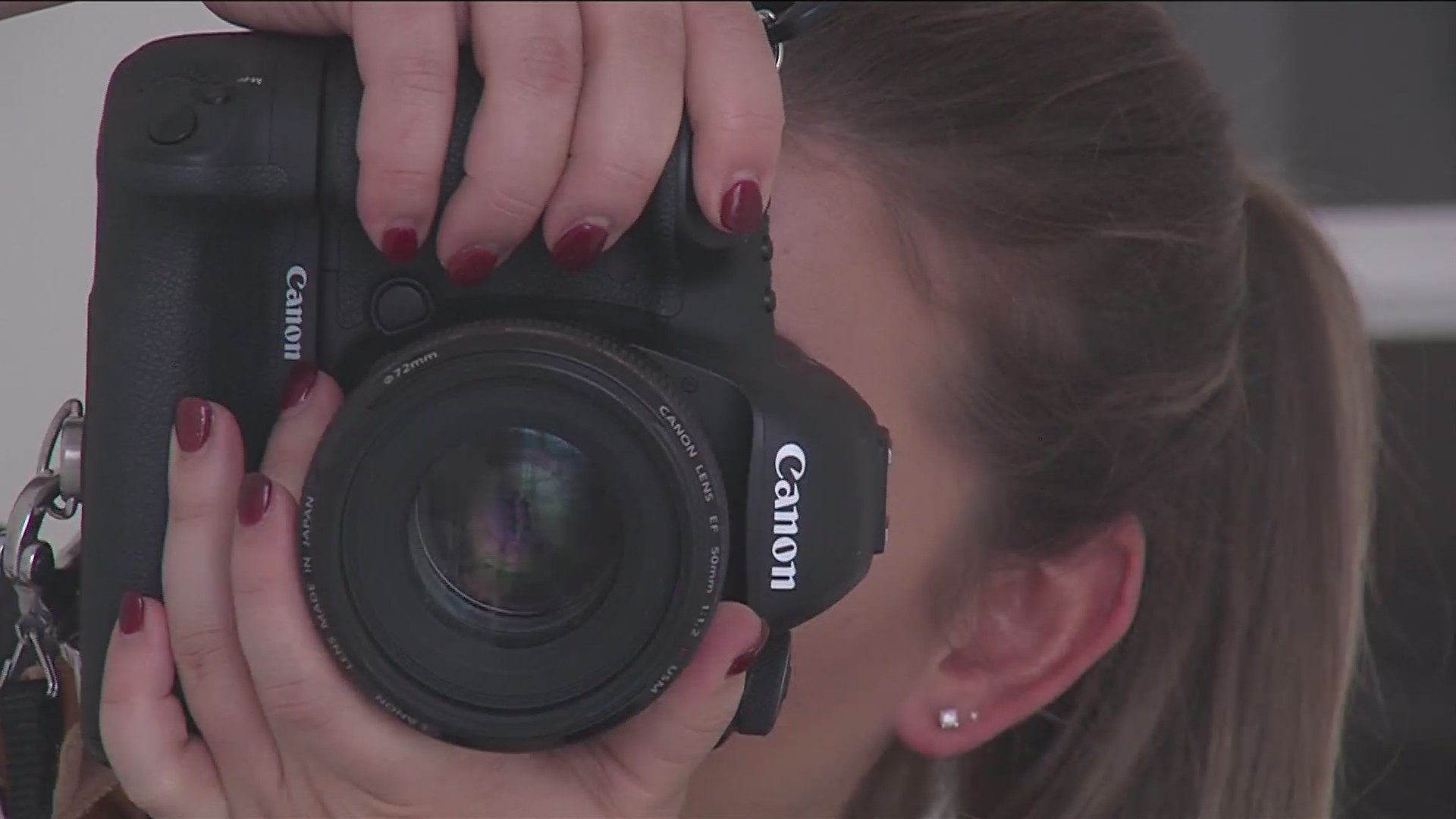 Big Hearts: Dyess spouse captures homecomings for military families
