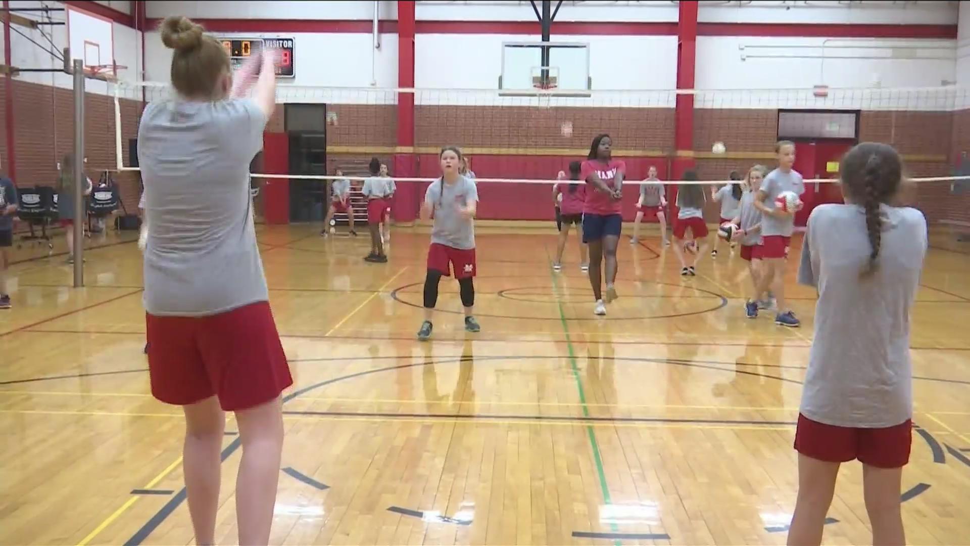 Abilene ISD pre-athletics program gets athletes a head start on the fundamentals