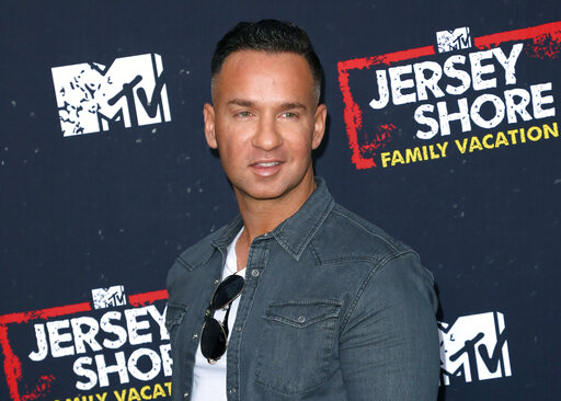 Mike 'The Situation' Sorrentino