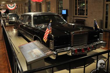 Ronald Reagan's 1972 Lincoln