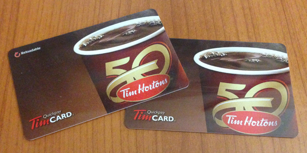 national coffee day tims cards