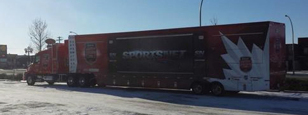 hometown hockey rig