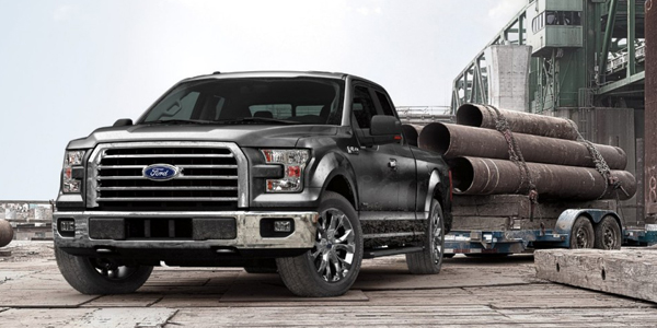 08 Ford Performance 2015 f150