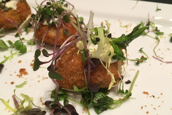 11 taste of burlington Eatalia salmon cake