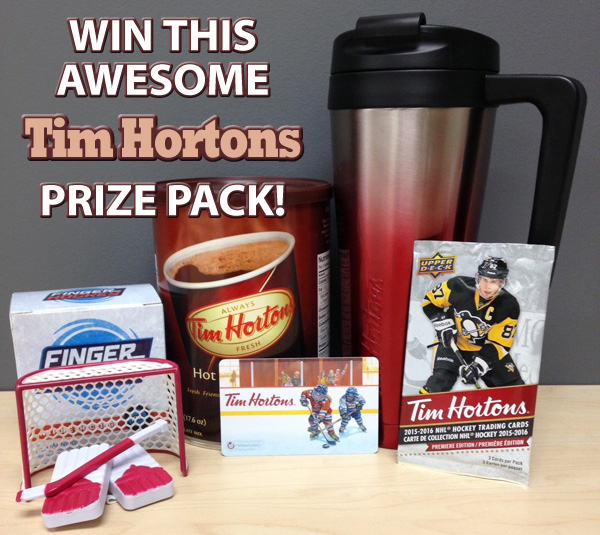 win hockey prize pack