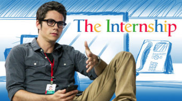 JULY NETFLIX THE INTERNSHIP