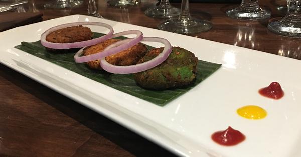 daal roti hara bhara kabobs